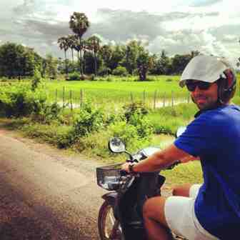 Cambodia Siem Reap Angkor activities countryside moto tour - Copy