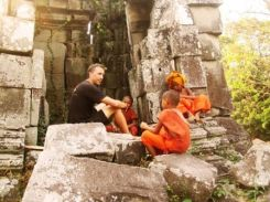 Adventures Cambodia Siem Reap activities tours motorbike jeep culture angkor temples guides tours