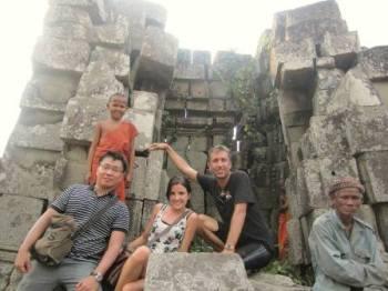 Sabai Adventures Cambodia - Moto Tours
