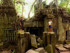 Beng Mealea Cambodia Siem Reap activities tours motorbike jeep culture things-to-do guides tours