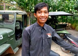 Narin guide - Sabai Adventures Cambodia