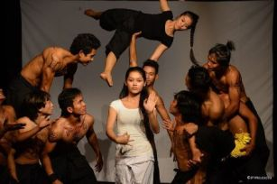 Phare circus Cambodia Siem Reap tours activities