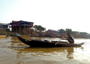 Sabai Adventures Cambodia - Jeep tours Tonle Sap floating villages