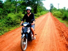 Sabai Adventures Cambodia Siem Reap tours activities motorbike