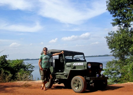 Sabai Jeep Adventures - West Boray Lake