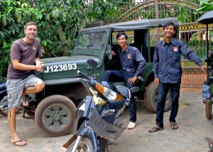 Sabai Team members Siem Reap Cambodia