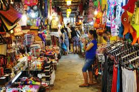 Siem Reap markets