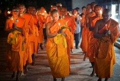 Monks Cambodia - Holidays and Events