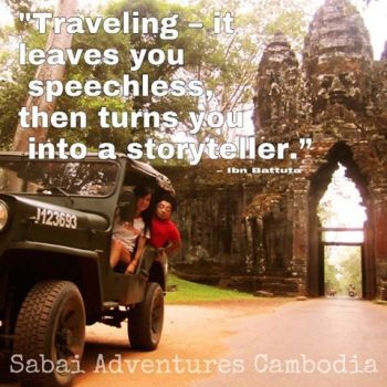 Sabai Cambodia Travel Quote 05