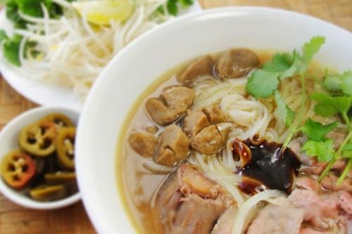 Cambodian Food Cuisine Nom Banh Chok