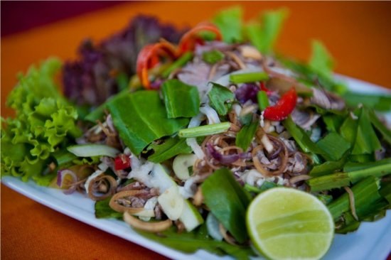 Lap-Khmer Cambodian Food Cuisine
