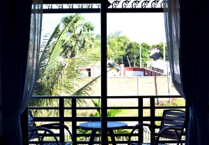 Villa Sabai - Balcony