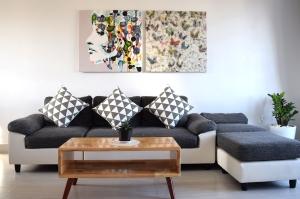 Villa Sabai - Sofa and family room