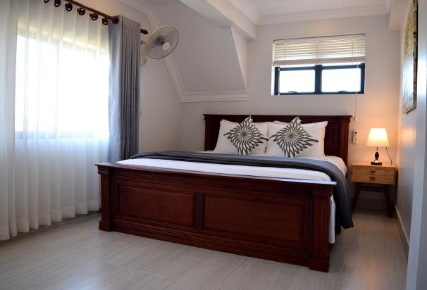 Villa Sabai - King bed