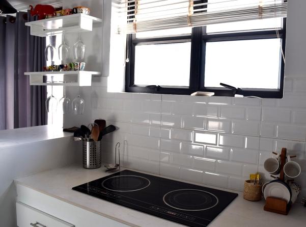 Villa Sabai - Full modern kitchen