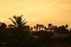 Villa Sabai sunsets